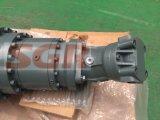 Recta de alta calidad reductor de velocidad de engranajes planetarios, moto reductor, cajas de cambios junto con ABB Motor hidráulico