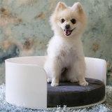 Mayorista de fábrica ecológica acrílico claro blanco cama Pet