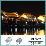 Высокая мощность 18Вт Светодиодный прожектор для использования вне помещений из Китая поставщика