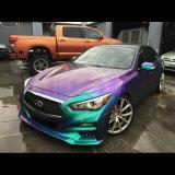 Переключение цвета пигментов автомобильной краской Хамелеон