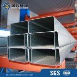 Purlins d'acciaio sezionali di C per il supporto della parete e del tetto