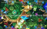 Máquina de juego pesquera de la ranura de los lotes de programación de la máquina del rey 2 juego del océano del dragón del trueno