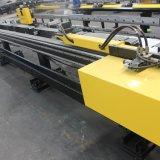편평한 바를 위한 고속 CNC 유압 구멍을 뚫는 표하기 깎는 절단기 선