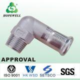 Schneller festklemmender Flansch-Verbindungsstück-Stück-Verbinder-Wasser-Schwenker-Verbinder