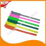 Unterhaltungs-Vinylplastik-Identifikationwristband-Armband-Bänder (E6060B44)