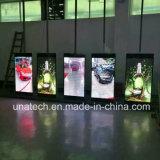 Indicatore luminoso/lampada Palo/alberino/schermo di media di pubblicità del segno della visualizzazione di Digitahi pH6 città della colonna LED