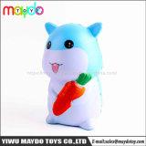 Каваий Squishy морковь заяц PU медленным ростом Squishies игрушка