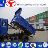 4 tonnellate 90 dell'HP Shifeng Fengchi1800 di autocarro con cassone ribaltabile con il buon camion di Quality//Tow/camion di rimorchio/camion della cassetta portautensili/ribaltatore di tonnellata/camion di tonnellata/scaricatore di tonnellata/tonnellata Cammion/il camion di capovolgimento