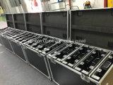 Поощрение P6.25 высокого качества для использования вне помещений умирает литой портативных панели 500X500мм