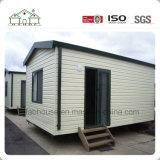 Energiesparendes Stahlkonstruktion-Fertighaus für Schlafsaal-Büro-Lager der Arbeitskraft