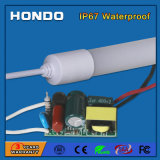 tubo fluorescente di 2FT/3FT/4FT/5FT 9With14With18With22W T8 LED con IP67 impermeabile