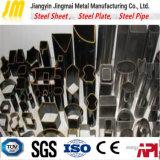 Spezielles Rohr-dreieckiger Stahlrohr-/Gefäß-spezieller Gefäß-China-Hersteller