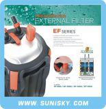 De automatisch Onder druk gezette Externe Reeks van de Filter EF