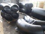 Grau ASTM A234 Wpb do cotovelo 90 do aço de carbono