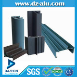 Hölzernes Korn-Aluminiumprofil für den Baumaterial-besten Verkauf