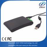 UHF RFIDのカード読取り装置装置デスクトップLAN読取装置