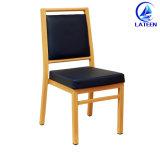 アルミニウム金属木を食事する家具の工場供給は椅子を好む