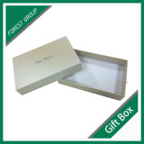 Роскошным изготовленный на заказ напечатанная логосом бумажная коробка подарка картона