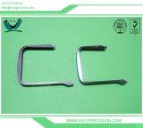鋼片CNCのアルミニウムによって機械で造られる部品