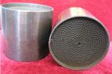 차 기관자전차를 위한 금속 벌집 기질 촉매 기질