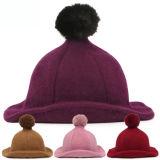 Mode d'hiver de différentes couleurs Beanie Hat