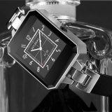 La frecuencia cardíaca más reciente reloj pulsera Bluetooth Fitness inteligente para damas