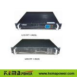 Rt3K (S) de montaje en rack de alta frecuencia UPS en línea