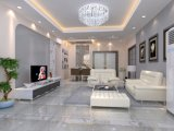 600x600mm azulejos de porcelana de Brasil se parece a la pizarra para cuartos de baño