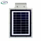 luz de rua solar completa do diodo emissor de luz do sensor de movimento 5W com Ce & RoHS