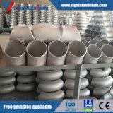 1060/1070/5052/6063 Elleboog 45&deg van het Aluminium; /90 ° /180 °