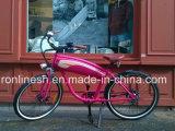 오래된 학교 또는 바닷가 함 250W/350W/500W 포도 수확 전기 자전거 또는 Retro 전기 자전거 또는 고전 E 자전거 또는 단속기 E 자전거 또는 Pedelec W에 의하여 숨겨지는 건전지 En15194 의 세륨