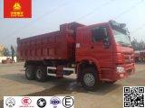 30 톤 371HP Sinotruk 트럭 6X4 팁 주는 사람 또는 쓰레기꾼 트럭 Zz3257n4347W