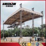 La armadura de la plaza de aluminio de 50*3mm carpa para eventos al aire libre