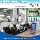 Tubulação ondulada dobro de alta velocidade da parede PE/PP/PVC que faz a máquina