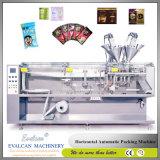 Automatischer Kaffee-Puder-kleiner Quetschkissen-Beutel-Hochgeschwindigkeitsbeutel-Formen/Füllen/Versiegelnverpackungsmaschine