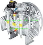 De elektrische Compressor van de Lucht Paintball van de Hoge druk 4300psi van de Benzine 330bar Draagbare