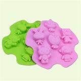 Gomma animale della muffa del silicone di figura del fumetto delle cellule Sy03-04-011 6