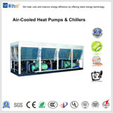 Compressor de parafuso de bombas de calor Air-Cooled & Chillers