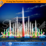 Юкси на заводе питания музыкальным фонтаном дизайн