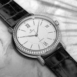 Vigilanza automatica 71293 dei monili del cristallo di vigilanze delle signore di lusso di alta qualità