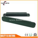 Frequenza ultraelevata poco costosa RFID di costo sulla modifica del metallo con l'autoadesivo posteriore e sul foro riparato
