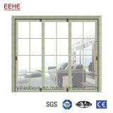 Portelli scorrevoli di vetro dei portelli del fornitore della Cina di disegno di alluminio di Windows