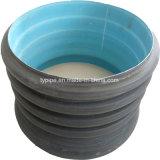 HDPE doppel-wandiges gewölbtes Entwässerung-Rohr