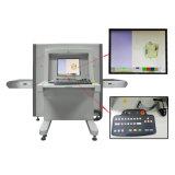 Scanner de haute résolution de /X-ray de détecteur de rayon X/scanner Xld-6550 bagages de rayon X