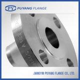 ASME StandardEdelstahl F304L Schweißungs-Stutzen-Flansch (PY0011)
