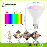 10W Br30 Lámpara de luz inteligente Smart WiFi RGBW bombilla LED funcione con Tuya APP/Amazon Alexa/Google Home