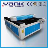 Venta caliente láser de CO2 Máquina de corte para madera MDF acrílico tejido botella de plástico 1325 1530 1610