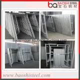 Staal van Baoshi laste half de Frames van de Steiger