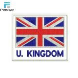 Corrección cosida aduana de la venta al por mayor del indicador de Reino Unido de la frontera