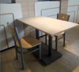 Vector barato y silla de los alimentos de preparación rápida del uso del restaurante